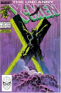 X-Men 251 - for sale - comicshop