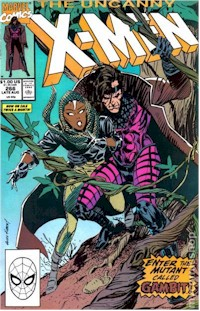 X-Men 266 - for sale - comicshop