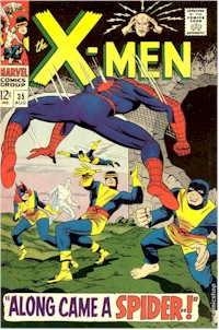 X-Men 35 - for sale - mycomicshop