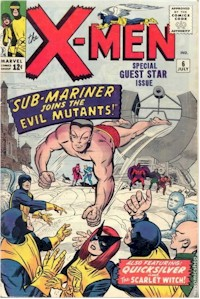 X-Men 6 - for sale - mycomicshop