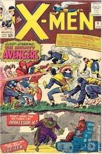 X-Men 9 - for sale - mycomicshop