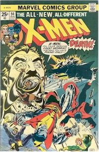 X-Men 94 - for sale - mycomicshop