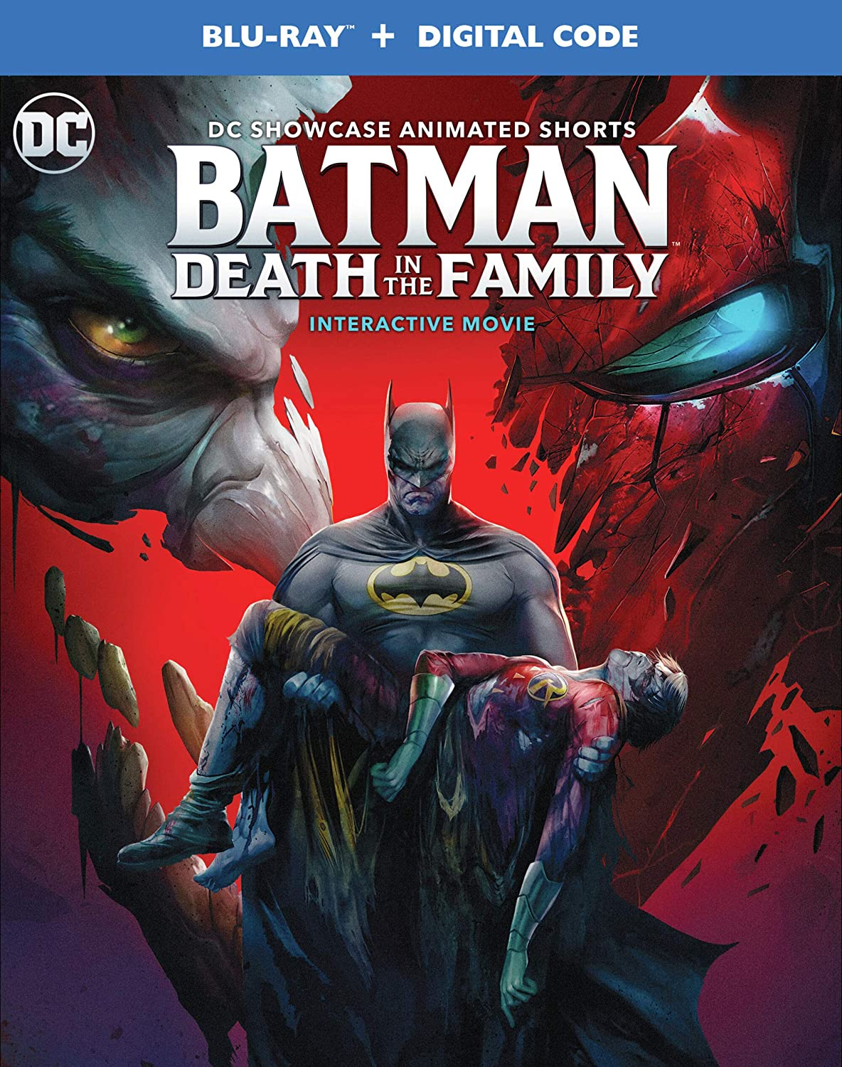 Batman Death in the Family Animated Movie - Amazon