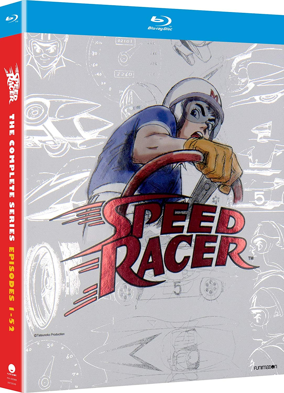 Speed Racer - Complete Series - Blu-Ray DVD
